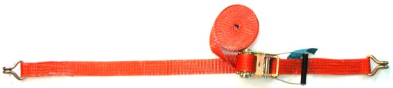 Ratschengurt 25 mm   1.500 daN zweiteilg