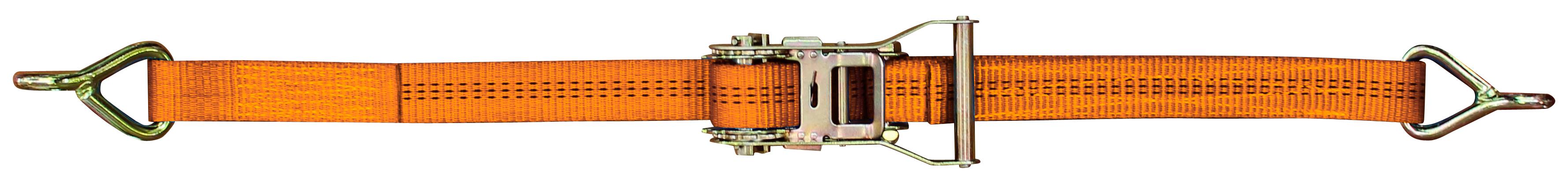 Ratschen Gurt zweiteilig 35 mm | 3.000 daN