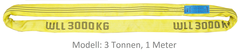 Rundschlinge Performance+ Tragfähigkeit 5 Tonnen