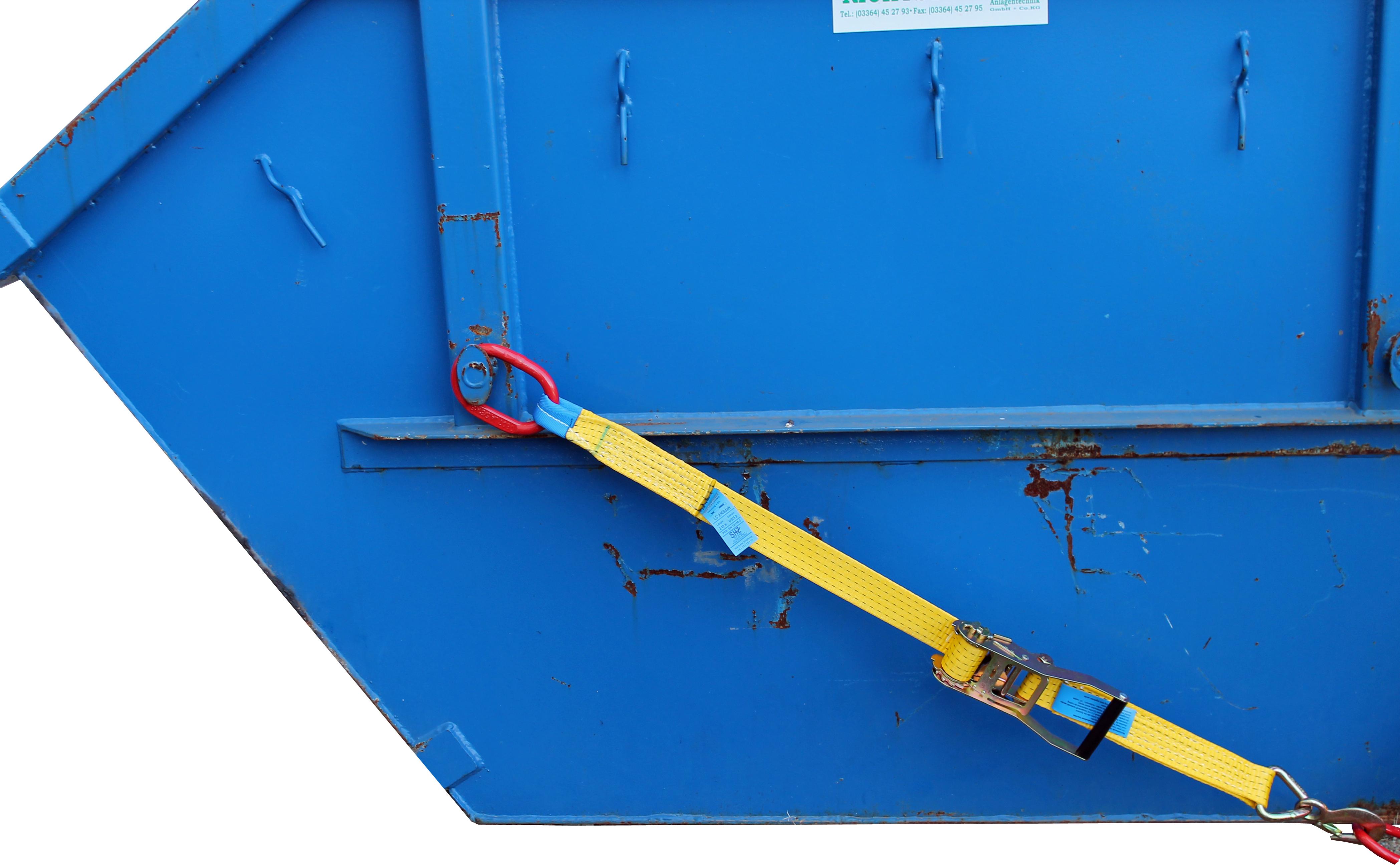 Containerzurrung zur Direktsicherung