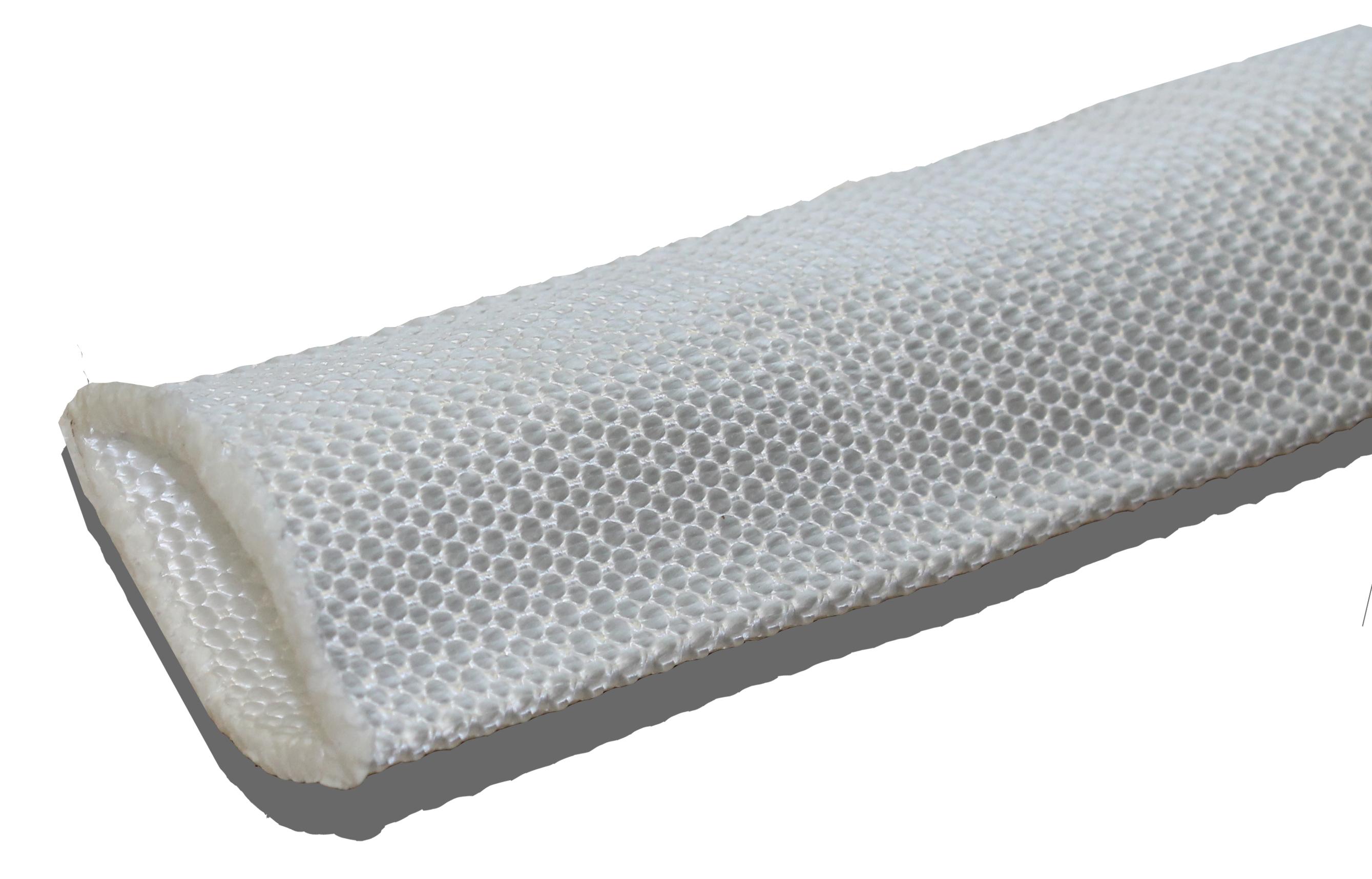 Dyneema® Schutzschlauch als Abriebschutz