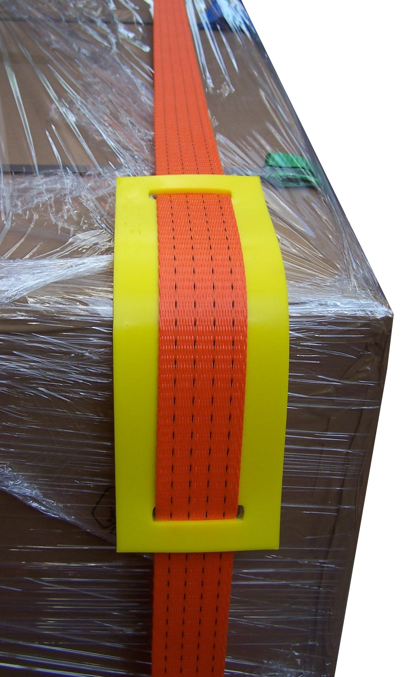 Kantenschutzplatte für Zurrgurte (PU)
