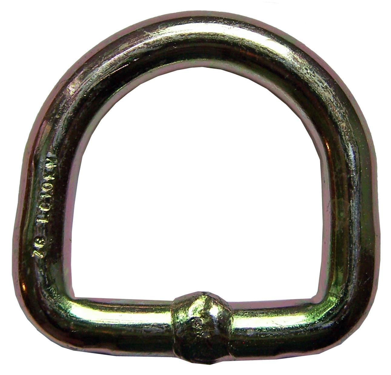 D-Ring für Bandbreite 35 mm