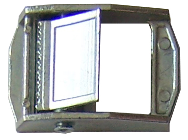 Klemmschloss Gurt 25 mm