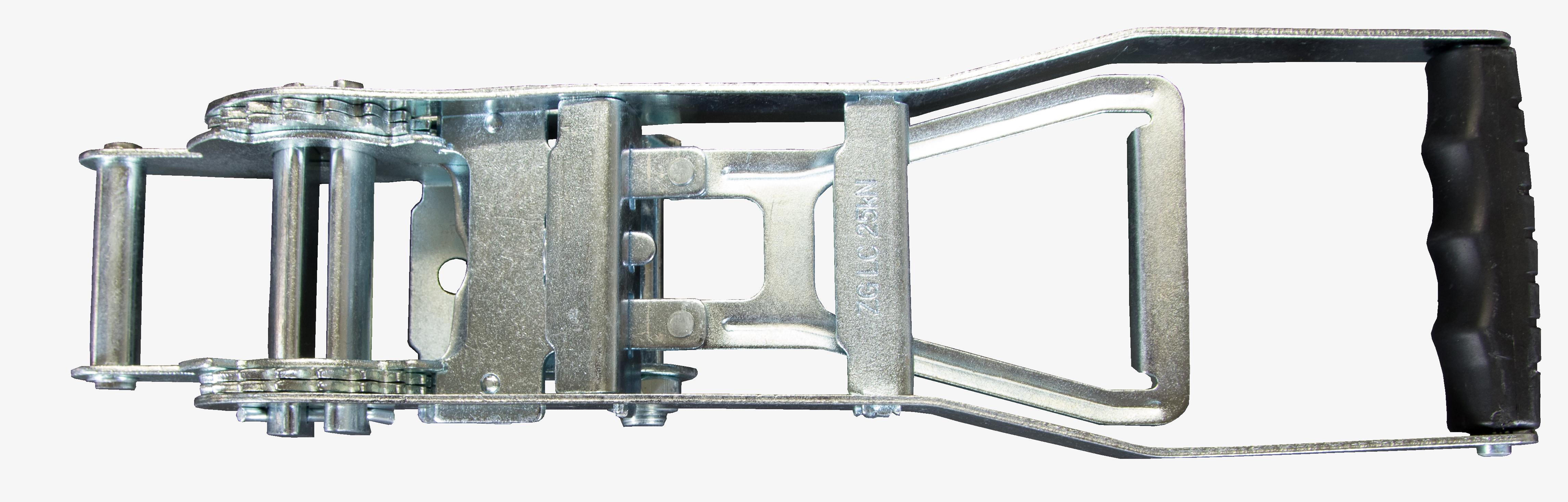 Langhebel Druckratsche Ergo PLUS für Bandbreite 50 mm