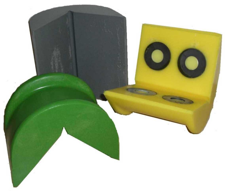 Kantenschutz Winkel für Hebebänder